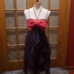 Betsey Johnson Red Purple NWT size XS